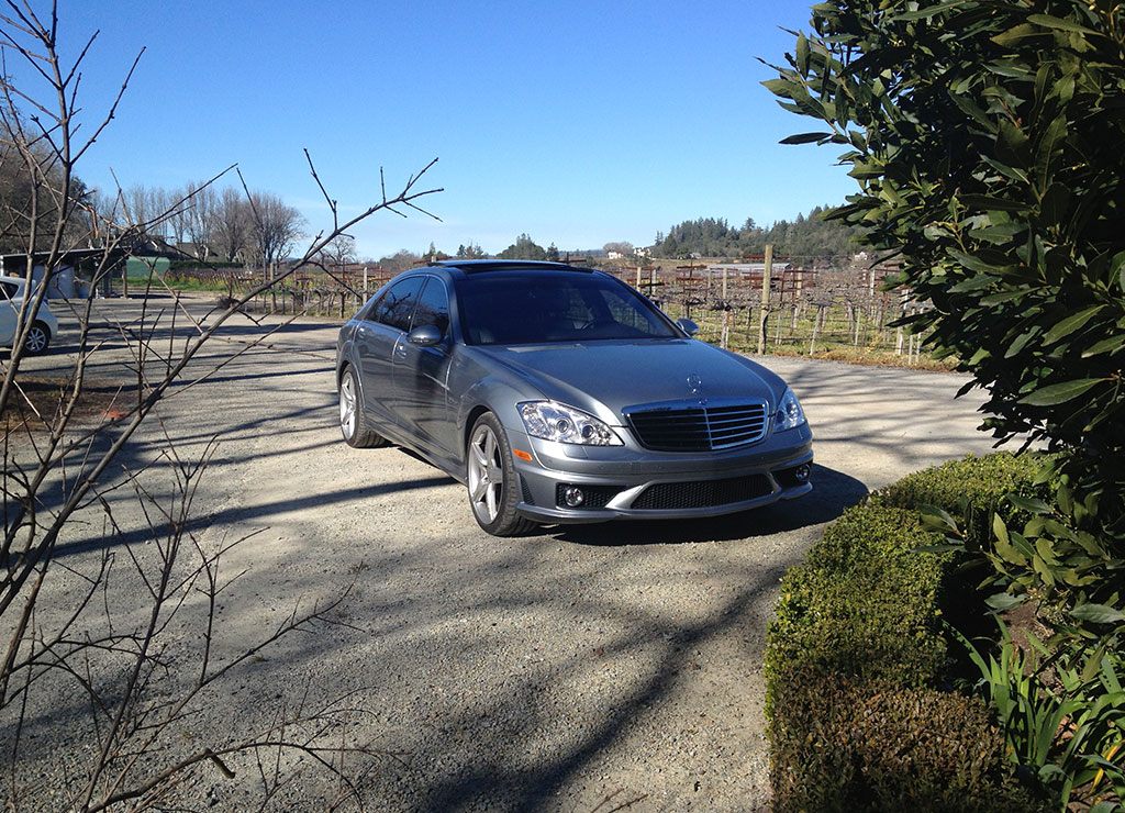 Mercedes benz s63 silver service exclusive sonoma napa for Mercedes benz star service
